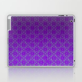 D20 Heathen Crit Pattern Premium Laptop & iPad Skin