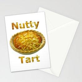 Nutty Tart Stationery Cards
