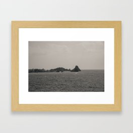 CATANIA 2 Framed Art Print