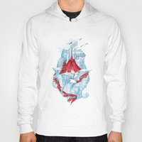 ice Hoodies featuring ice  by Tanya_tk