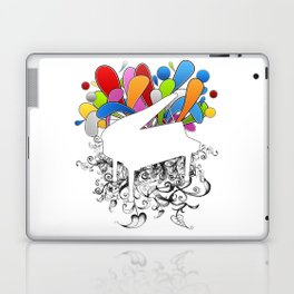Power of Piano  Laptop & iPad Skin