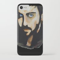 hook iPhone & iPod Cases featuring Hook by Brittany Ketcham