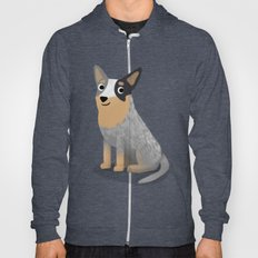 Cattle Dog - Cute Dog Series Hoody