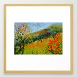 summer 6941 Framed Art Print