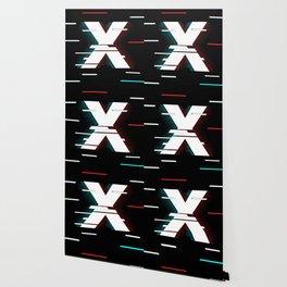 X futuristic poster Wallpaper