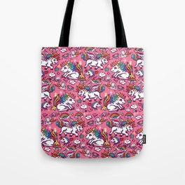 Baby unicorns Tote Bag