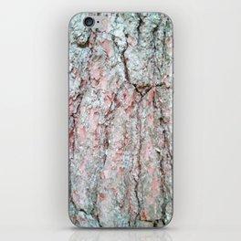 White pine bark. iPhone Skin