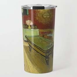 The Night Cafe by Vincent van Gogh Travel Mug