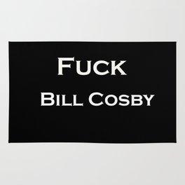 Fuck Bill Cosby Rug