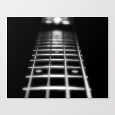 Guitar Fret Canvas Print
