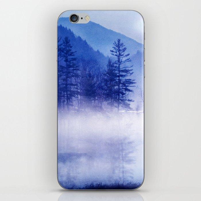 mystic sunrise II iPhone Skin