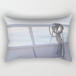 Tethered Rectangular Pillow
