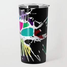 Mancha - Blur Travel Mug