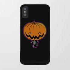 Cutie Pumpkin Pie Slim Case iPhone X