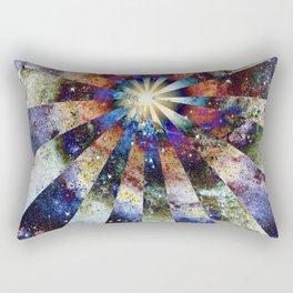 Space Odyssey - Big Bang II Rectangular Pillow