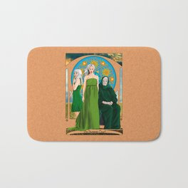 The Summer Court of the Sidhe Bath Mat