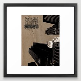 InExile Framed Art Print