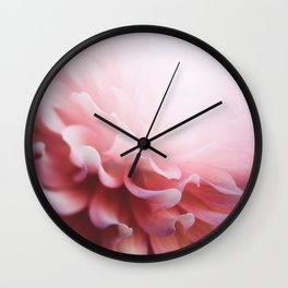 The Petals Wall Clock
