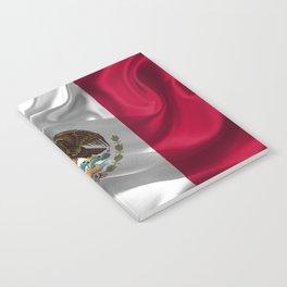 Mexico Flag Notebook