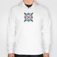 morocco Hoodies featuring MOROCCO STARS by Heaven7