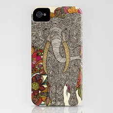 Walking in paradise iPhone (4, 4s) Slim Case