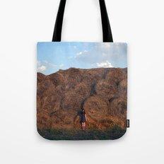 heyloft sunset Tote Bag