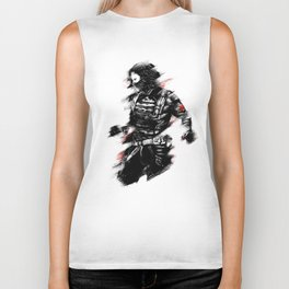 The Winter Soldier Biker Tank