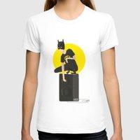 tegan and sara T-shirts featuring Tegan and Sara: Bategan #2 by Cas.