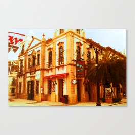 Fisherman's Warf Macao 2 Canvas Print