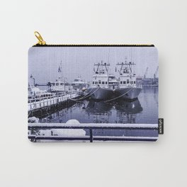 Boatyard Ushuaia - the the southernmost city in the world Carry-All Pouch