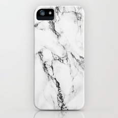 Marble #texture iPhone (5, 5s) Slim Case