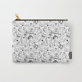 Dogs pattern Carry-All Pouch