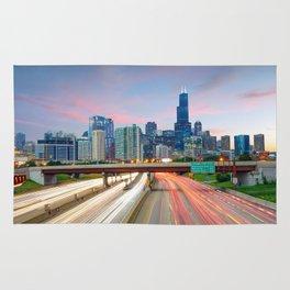 Chicago 02 - USA Rug