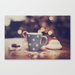 Happy Holidays (2) Canvas Print