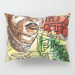 free wurl boss,world boss,dancehall,reggae,jamaica,soca,poster,fan art,art,cool,dope, Pillow Sham
