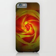 Rose - abstract Slim Case iPhone 6s
