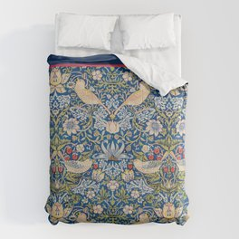 Strawberry and the Birds Comforters