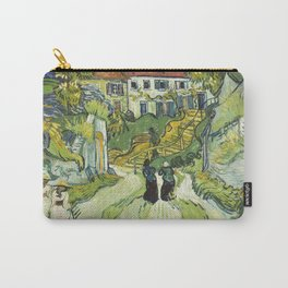Stairway at Auvers Carry-All Pouch