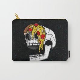 Pizza Face - colored Carry-All Pouch