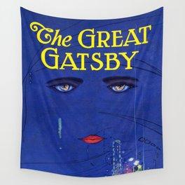 Great Gatsby - Scott F. Fitzgerald Wall Tapestry