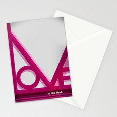 is like that Stationery Cards
