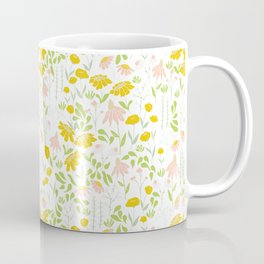 Floral Meadow Coffee Mug
