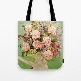 Floral Fashions II Tote Bag