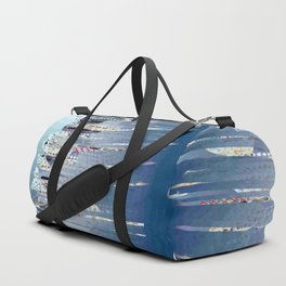 Invisible drops Duffle Bag