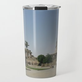 Temple of Luxor, no. 8 Travel Mug