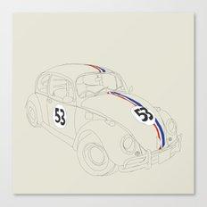 Herbie Canvas Print