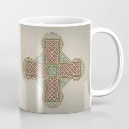 Faded Celtic Coffee Mug