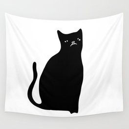 Mash the Cat Wall Tapestry