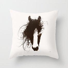 Colt Throw Pillow