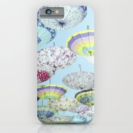 Les parapluies iPhone Case